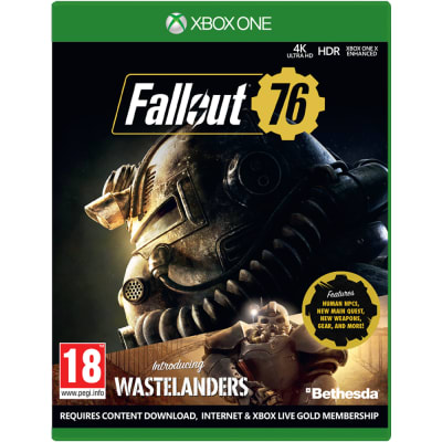 'Fallout 76 - Includes Wastelanders For Xbox One