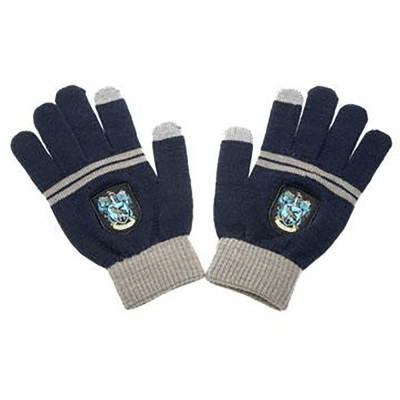 Harry Potter E-Touch Gloves Ravenclaw for Clothing and Merchandise