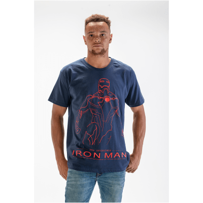 Ironman T-Shirt (M) for Clothing and Merchandise