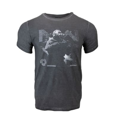 Soldier Oil Wash T-Shirt (M) for Clothing and Merchandise