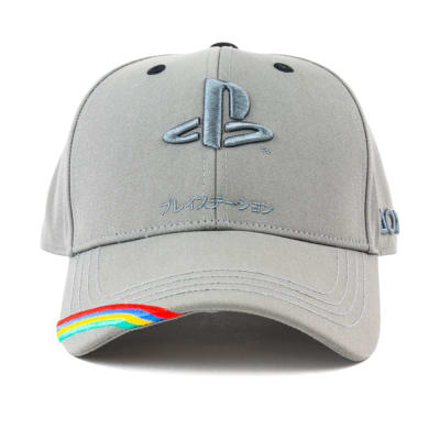 PlayStation 25th Anniversary Snapback for Clothing and Merchandise