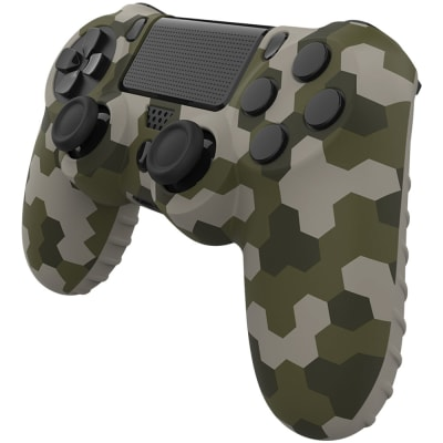 'Hex Camo Silicone Skin For Playstation 4