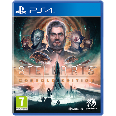 'Stellaris Console Edition For Playstation 4
