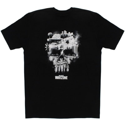 COD Warzone T-Shirt - Medium for Clothing and Merchandise - Preorder
