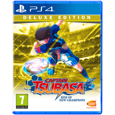CAPTAIN TSUBASA: RISE OF NEW CHAMPIONS Deluxe Edition for PlayStation 4