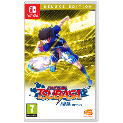 CAPTAIN TSUBASA: RISE OF NEW CHAMPIONS Deluxe Edition for Switch
