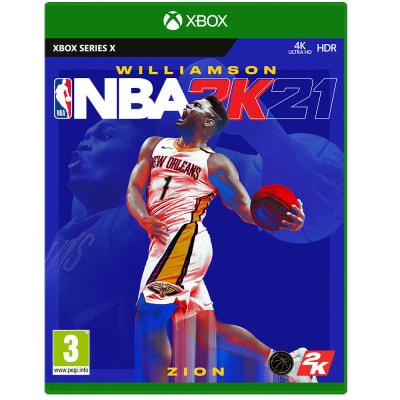 NBA 2K21 for Xbox Series X - Preorder