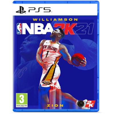NBA 2K21 for PlayStation 5 - Preorder