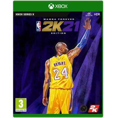 NBA 2K21 Mamba Forever Edition for Xbox Series X - Preorder