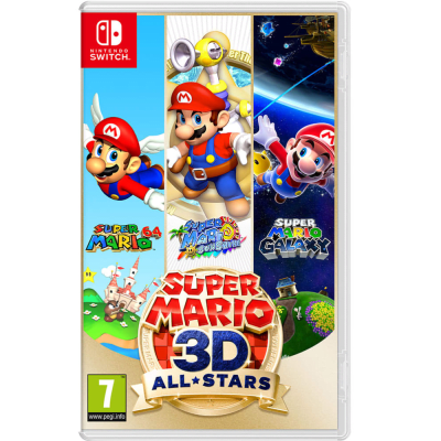 Super Mario 3D All-Stars for Switch - Preorder