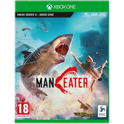 Maneater for Xbox Series X - Preorder