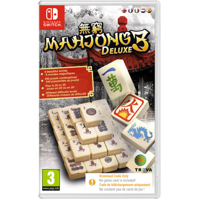 Mahjong Deluxe 3 for Switch - Preorder