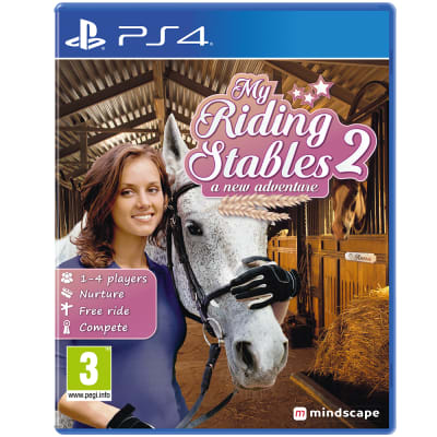 My Riding Stables 2: A New Adventure for PlayStation 4