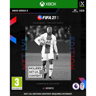 FIFA 21 for Xbox Series X - Preorder - also available on Xbox One