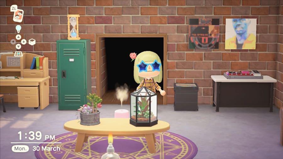 DJ Decks for Animal Crossing Party