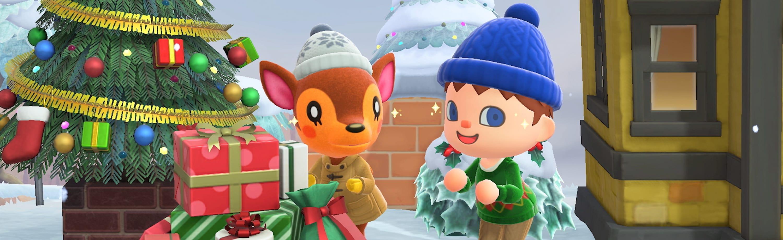 Animal Crossing New Horizons Winter Update