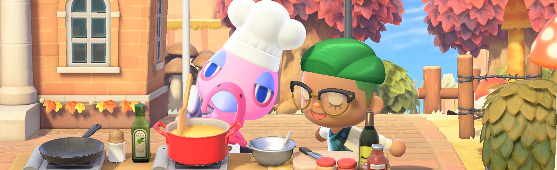 Animal Crossing Turkey Day