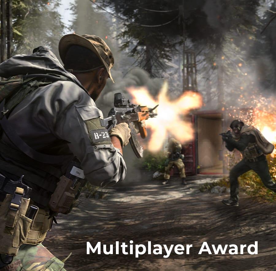 Multiplayer Award Predictions