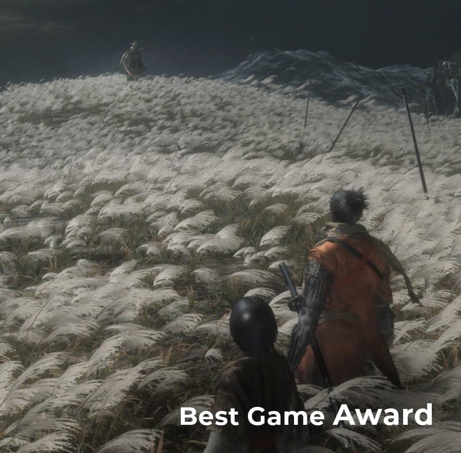 Best Game Nomination