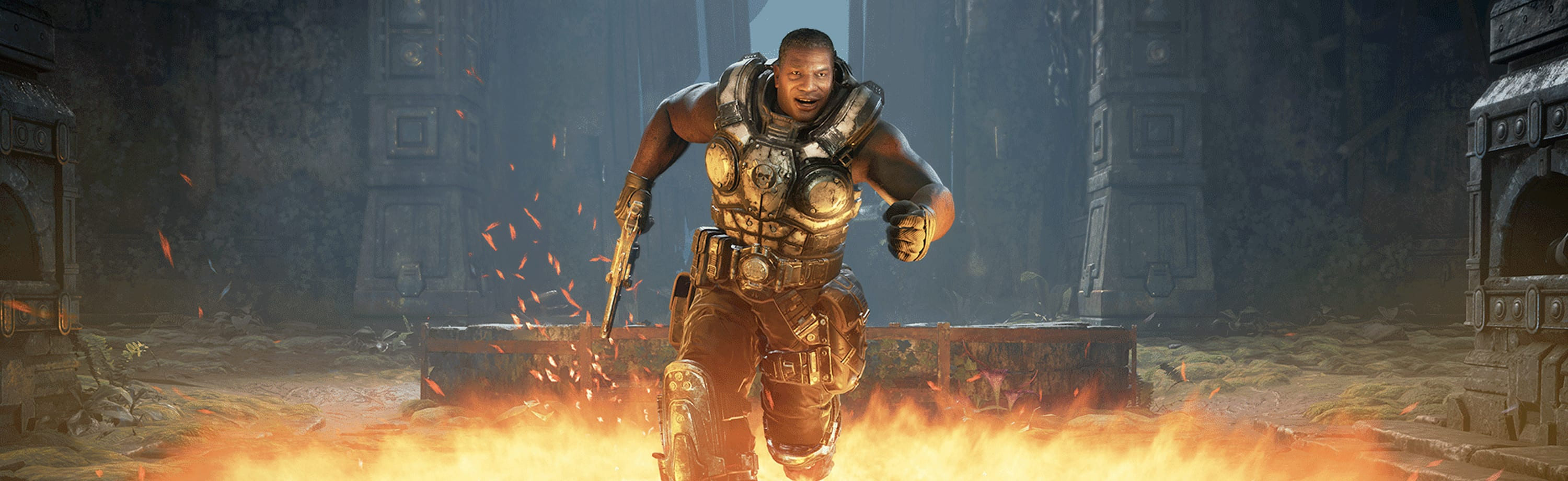 August Cole from Gears of War