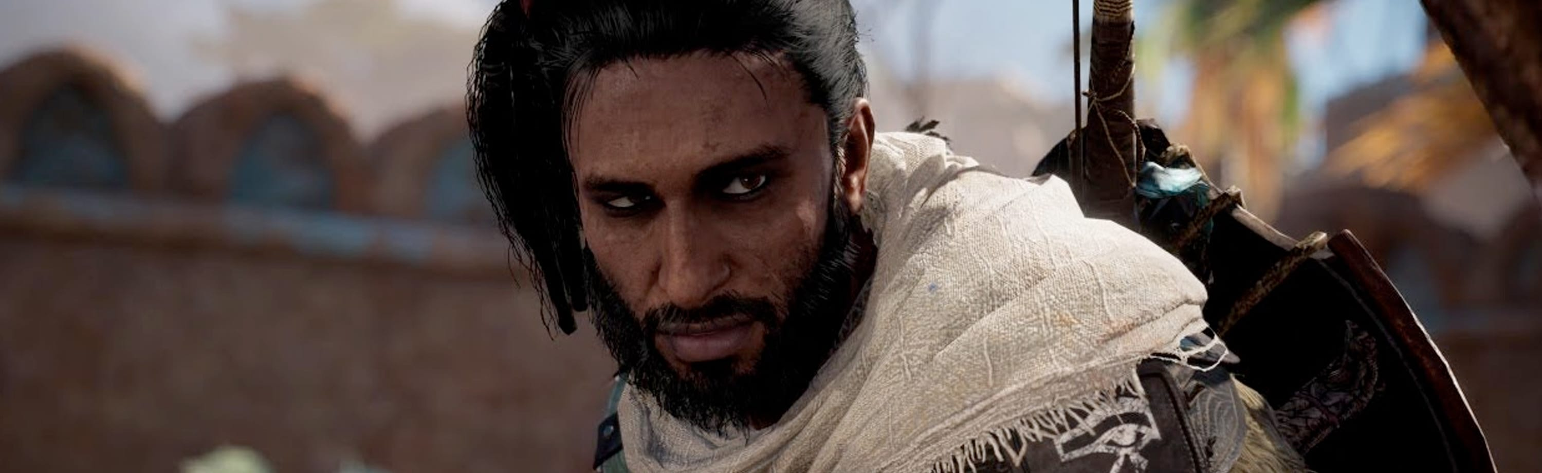 Bayek of Siwa from Assassins Creed Origins