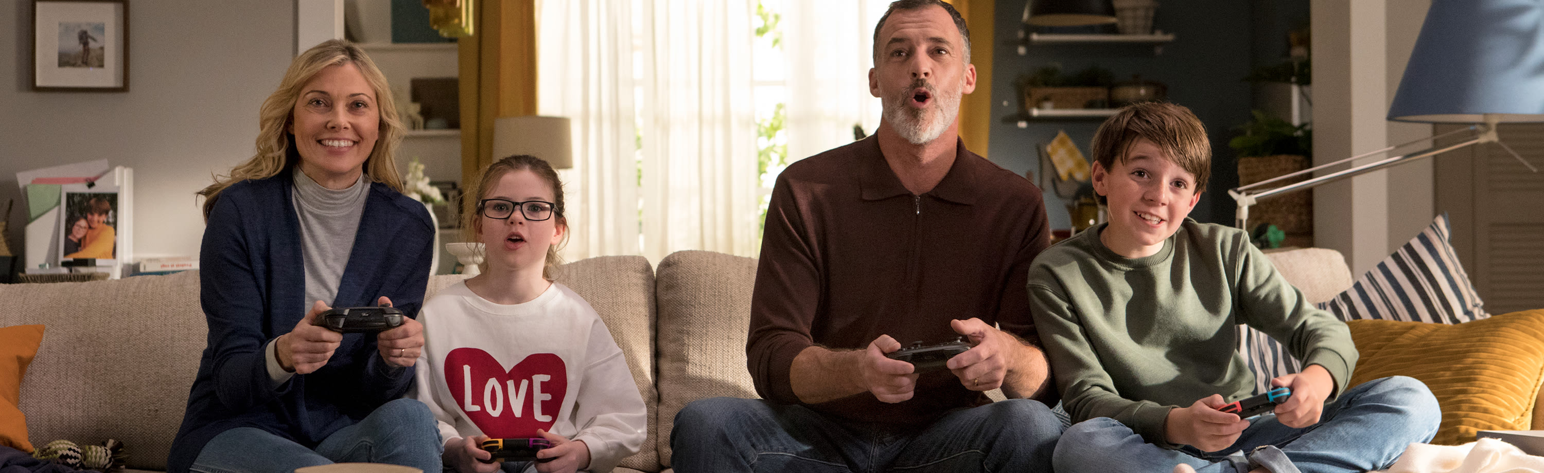 Family Games on the Nintendo Switch Everyone Can Play
