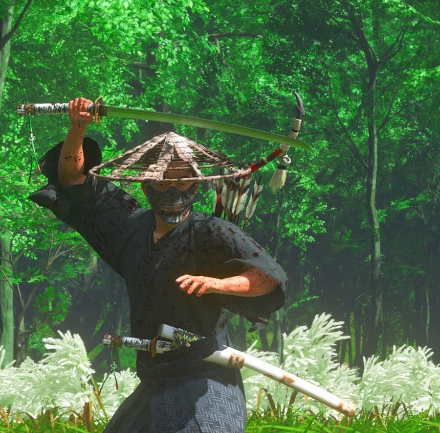 ghost of tsushima combat stances
