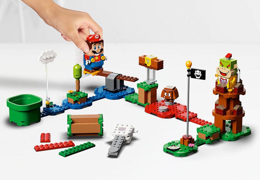 Lego Super Mario Starter Set