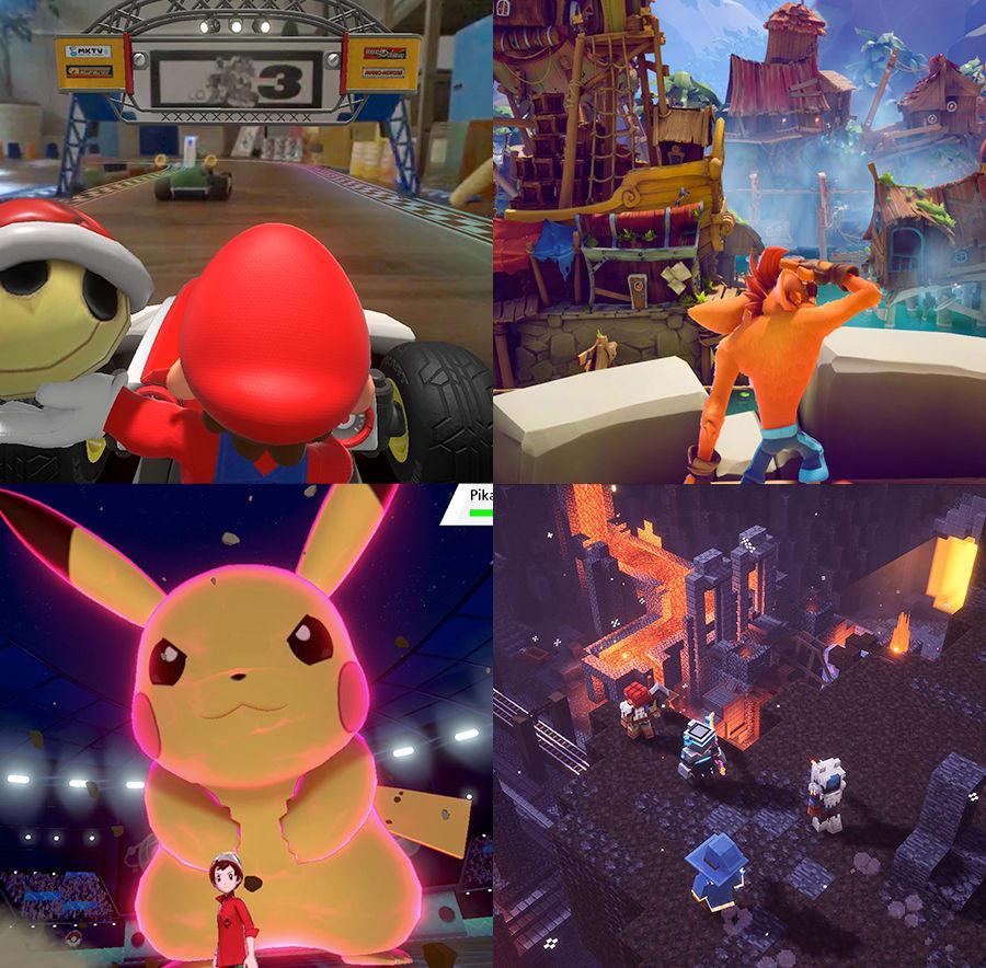 PS Plus October Games