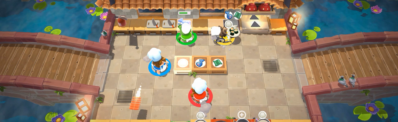 Overcooked 2 gameplay