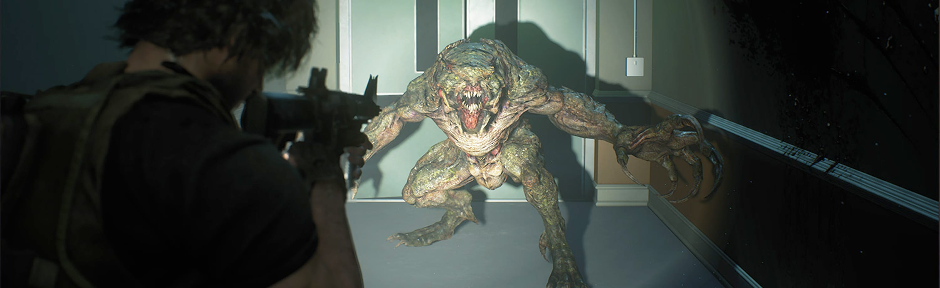Hunter Beta's in Resident Evil