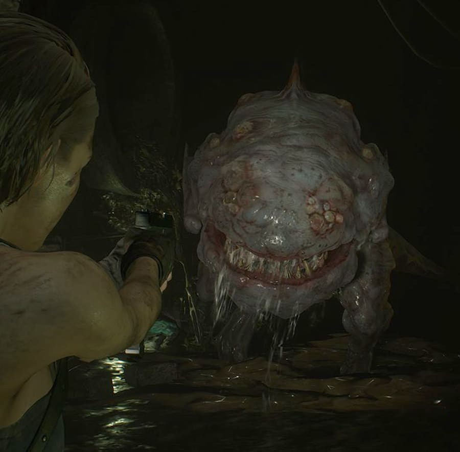 Grave Diggers in Resident Evil 3