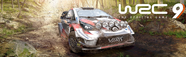 World Rally Championship game