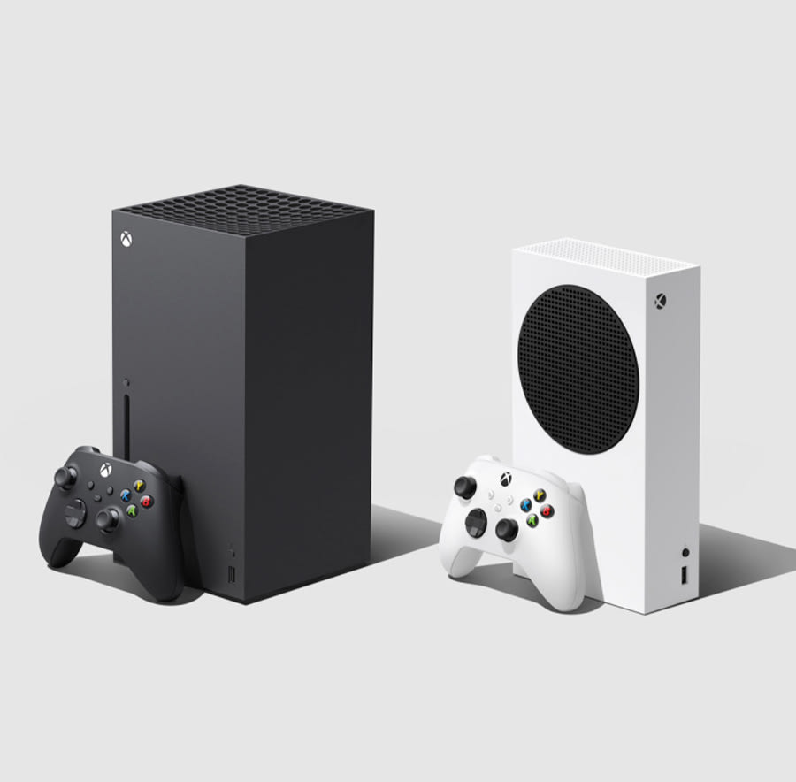 Xbox Series X and S release date