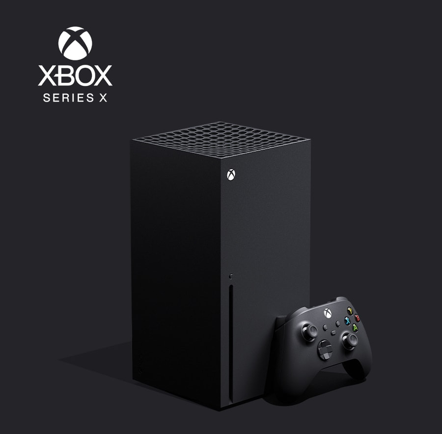 Design of Xbox Series X