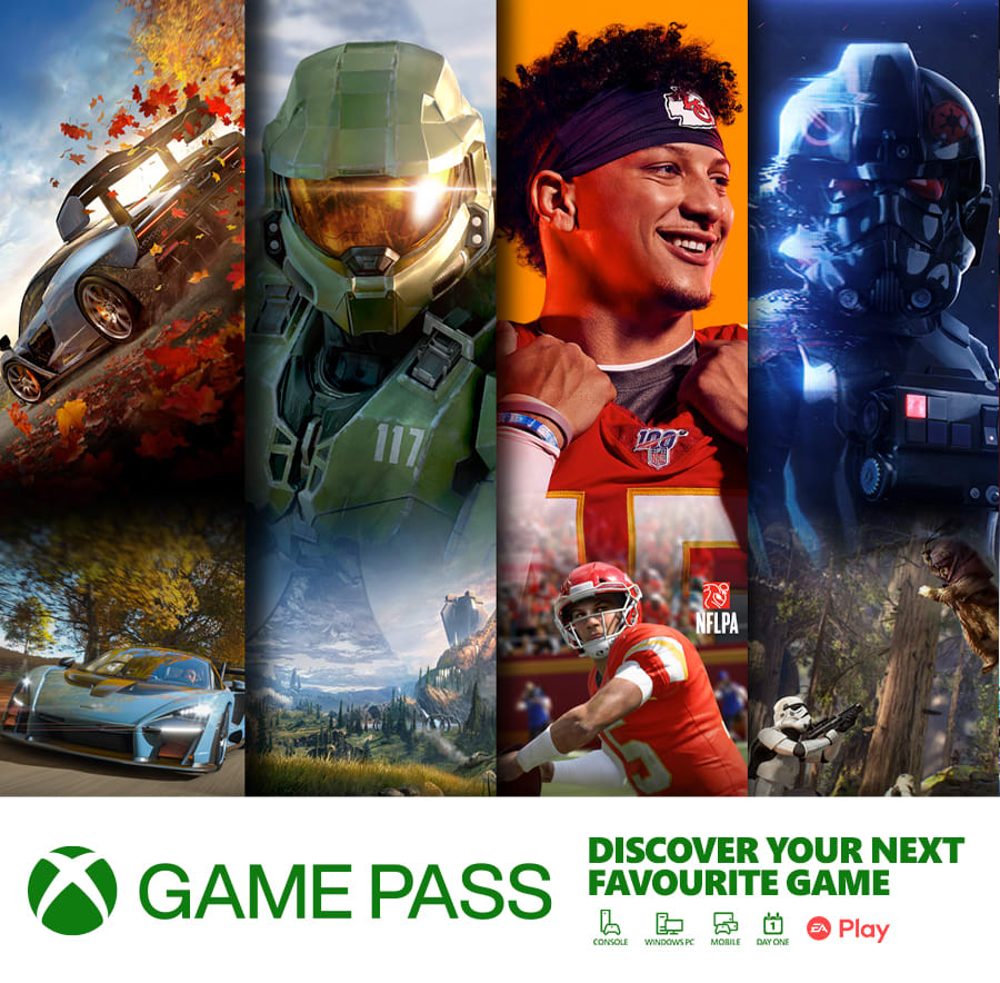 Xbox Game Pass benefits