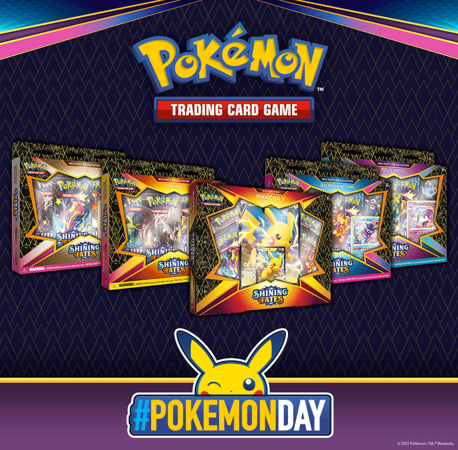 Pokemon Day Competition Prizes