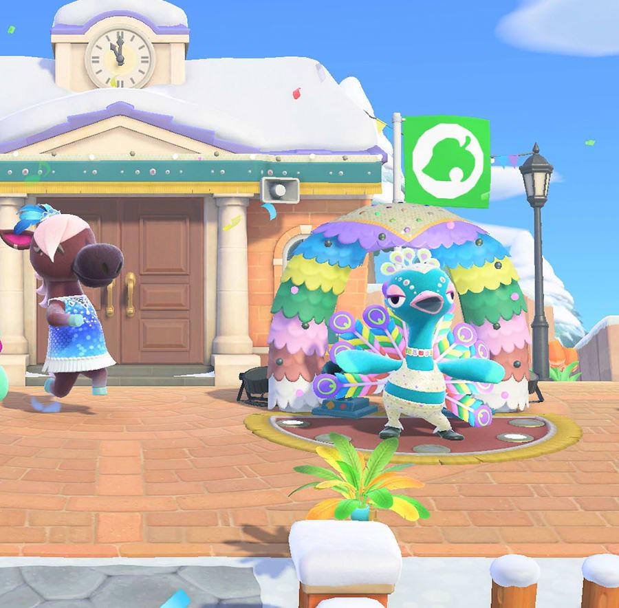 Festivale Update in Animal Crossing