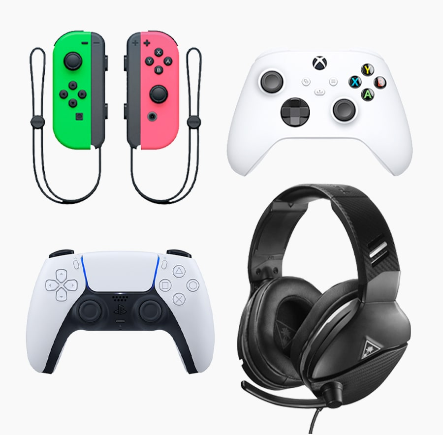 Accessories for all consoles