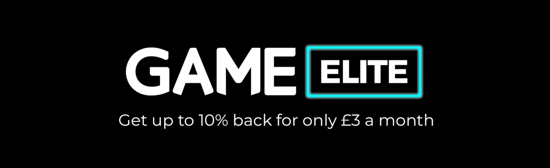 GAME Elite logo