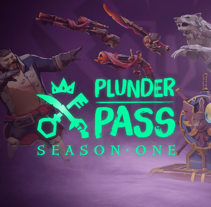 The Plunder Pass for Season One