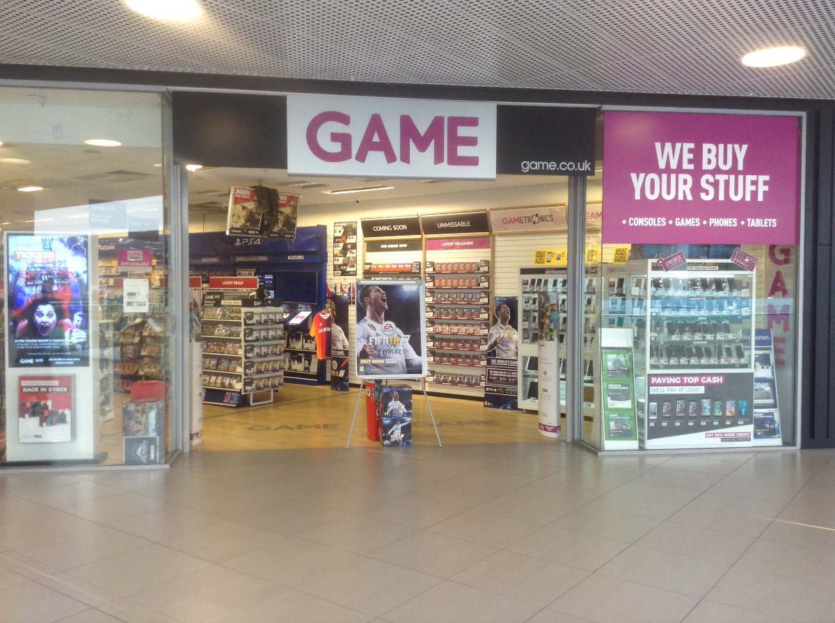 GAME Store in Aberdeen | GAME