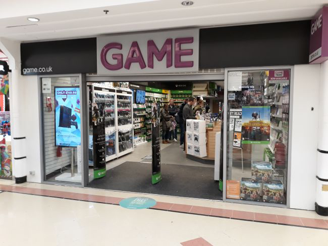 GAME Store in Sunderland GAME