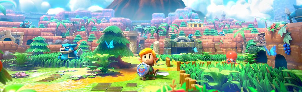 Legend of Zelda - Link's Awakening