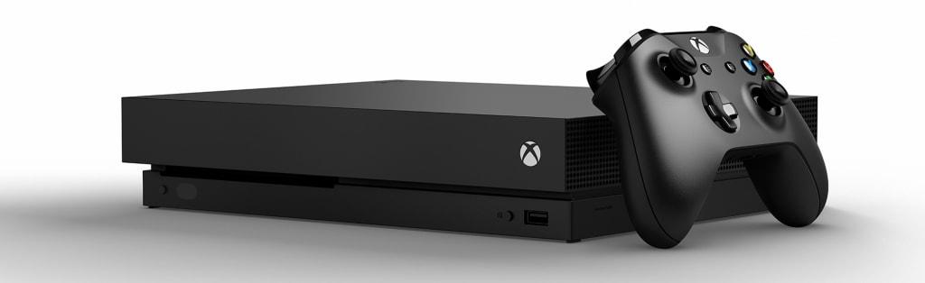 Xbox Console image