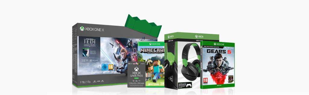 Festive Xbox