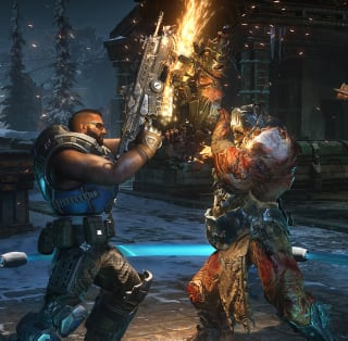 Gears 5 gameplay