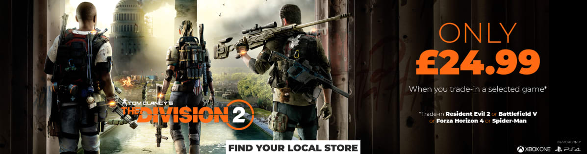 The Division 2 Trade In Offer