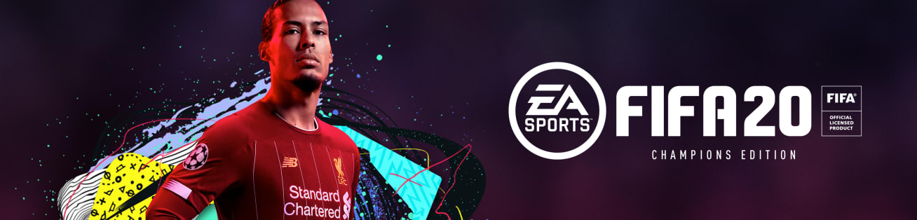 FIFA 20 Champions Edition - Out September 24th