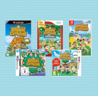 Animal Crossing Games